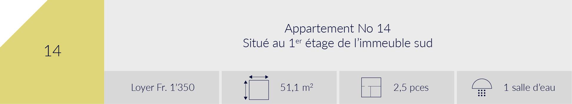 vignette appartement 14